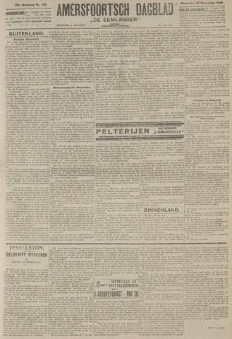 Amersfoortsch Dagblad / De Eemlander 1920-11-22