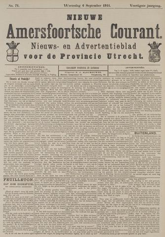 Nieuwe Amersfoortsche Courant 1911-09-06