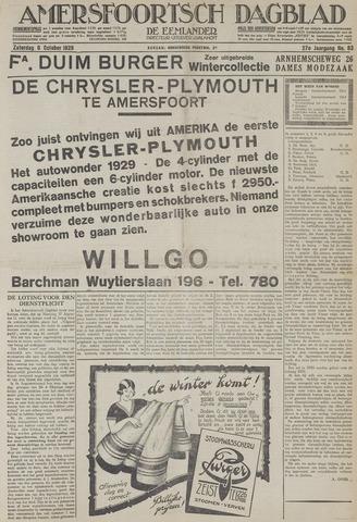 Amersfoortsch Dagblad / De Eemlander 1928-10-06