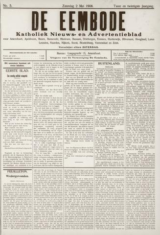 De Eembode 1909-05-01