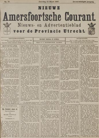 Nieuwe Amersfoortsche Courant 1897-03-13