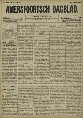 Amersfoortsch Dagblad 1905-03-11