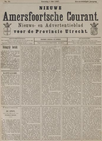 Nieuwe Amersfoortsche Courant 1897-05-01