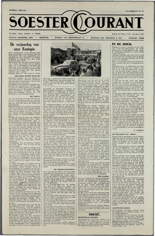 Soester Courant 1951-05-01