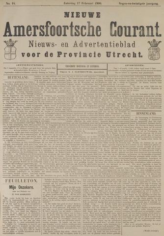 Nieuwe Amersfoortsche Courant 1900-02-17