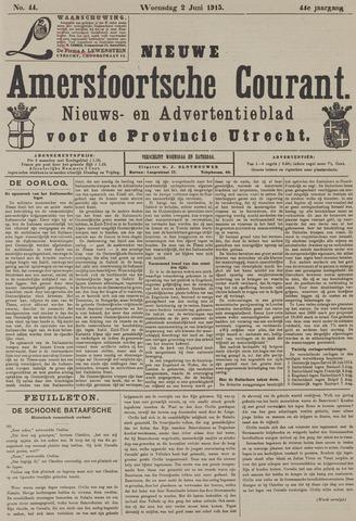 Nieuwe Amersfoortsche Courant 1915-06-02