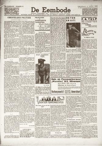 De Eembode 1939-06-02