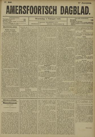 Amersfoortsch Dagblad 1904-02-03