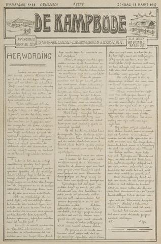 De Kampbode 1917-03-11