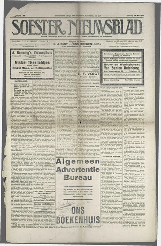 Soester Courant 1923-05-26