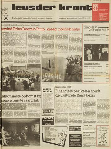 Leusder Krant 1988-02-18