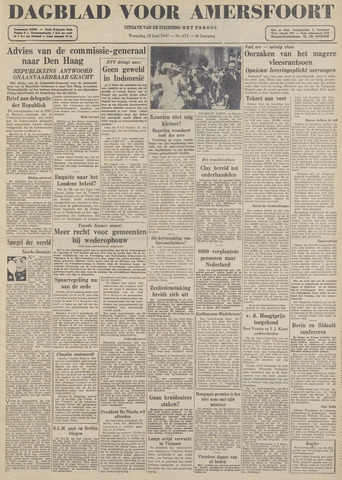 Dagblad voor Amersfoort 1947-06-18