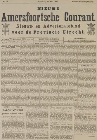 Nieuwe Amersfoortsche Courant 1904-07-13