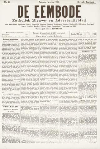 De Eembode 1893-06-10