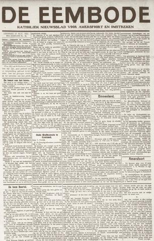 De Eembode 1921-08-23