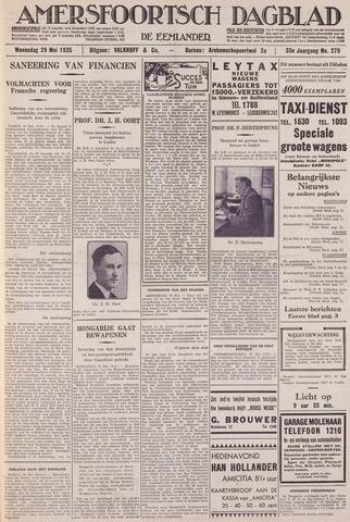 Amersfoortsch Dagblad / De Eemlander 1935-05-29