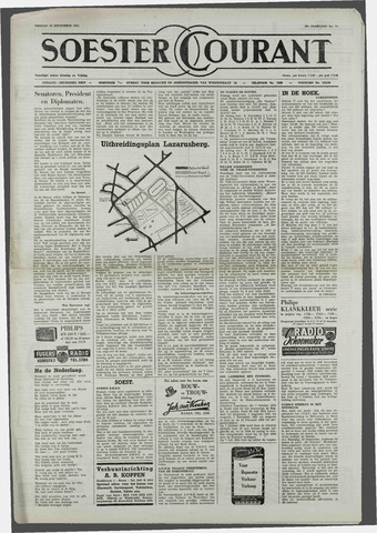 Soester Courant 1952-09-26