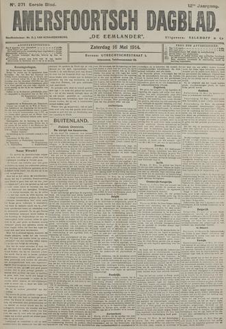 Amersfoortsch Dagblad / De Eemlander 1914-05-16
