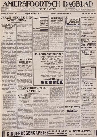 Amersfoortsch Dagblad / De Eemlander 1937-10-09