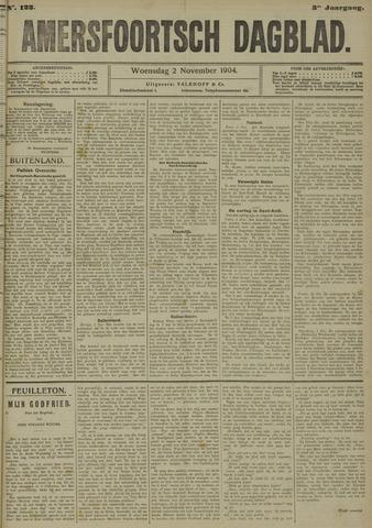 Amersfoortsch Dagblad 1904-11-02