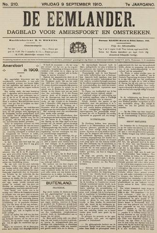 De Eemlander 1910-09-09