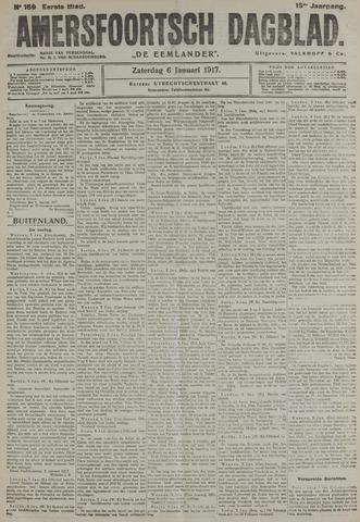 Amersfoortsch Dagblad / De Eemlander 1917-01-06