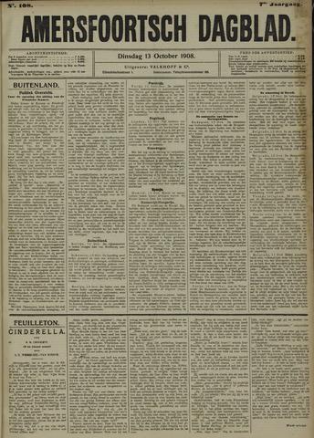 Amersfoortsch Dagblad 1908-10-13