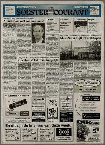 Soester Courant 1999-02-24