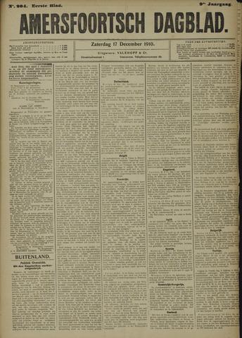 Amersfoortsch Dagblad 1910-12-17