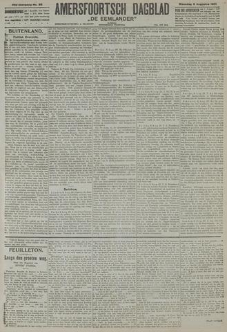 Amersfoortsch Dagblad / De Eemlander 1921-08-08