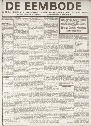 De Eembode 1919-02-14