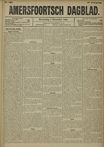 Amersfoortsch Dagblad 1906-12-05