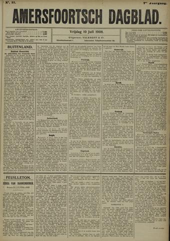 Amersfoortsch Dagblad 1908-07-10
