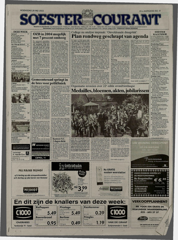 Soester Courant 2003-05-28