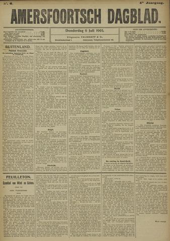 Amersfoortsch Dagblad 1905-07-06