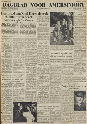 Dagblad voor Amersfoort 1950-06-27