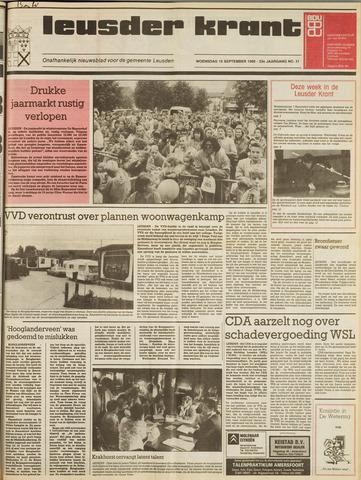 Leusder Krant 1990-09-19