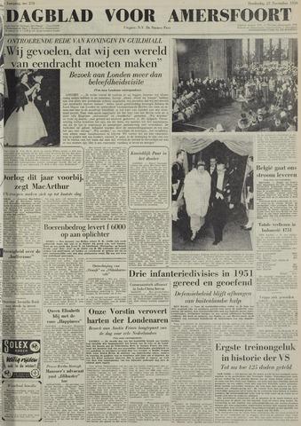 Dagblad voor Amersfoort 1950-11-23