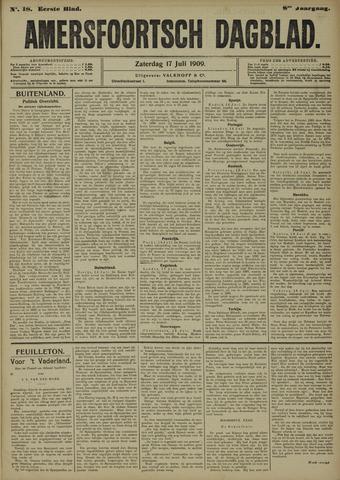 Amersfoortsch Dagblad 1909-07-17