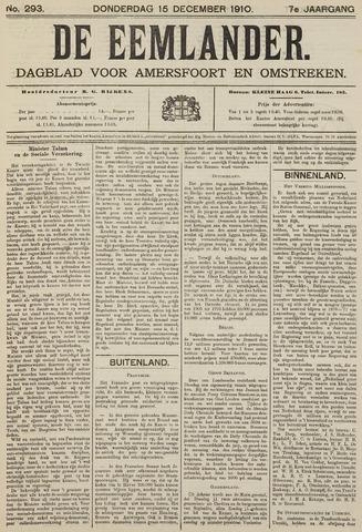 De Eemlander 1910-12-15