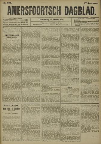 Amersfoortsch Dagblad 1910-03-17