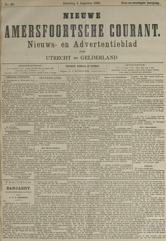 Nieuwe Amersfoortsche Courant 1895-08-03