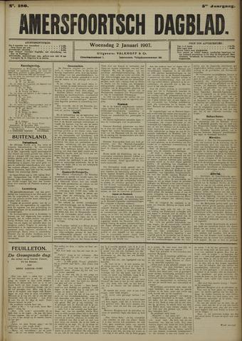 Amersfoortsch Dagblad 1907