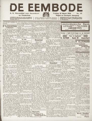 De Eembode 1926-03-12