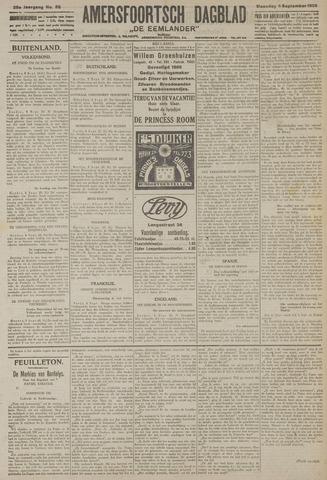Amersfoortsch Dagblad / De Eemlander 1926-09-06
