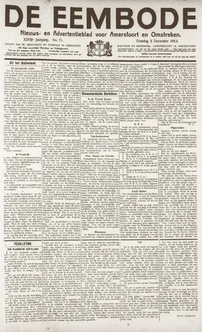 De Eembode 1913-12-02