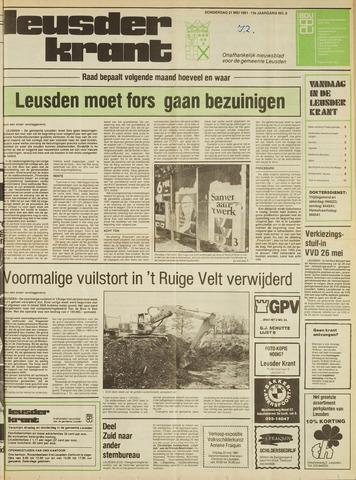 Leusder Krant 1981-05-21
