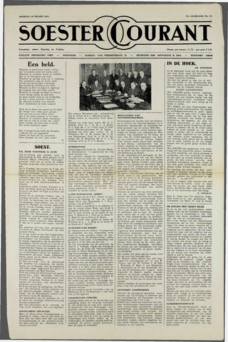 Soester Courant 1951-03-20