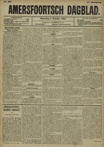 Amersfoortsch Dagblad 1905-10-02