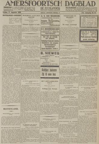 Amersfoortsch Dagblad / De Eemlander 1928-08-17